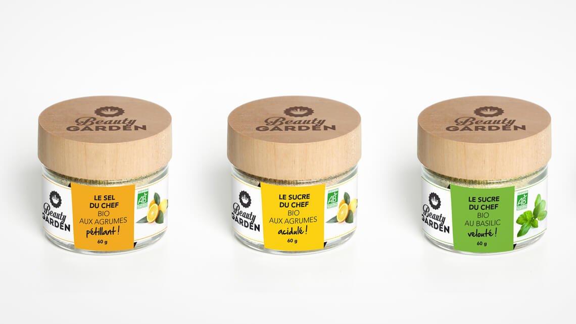 Packaging Beauty Garden