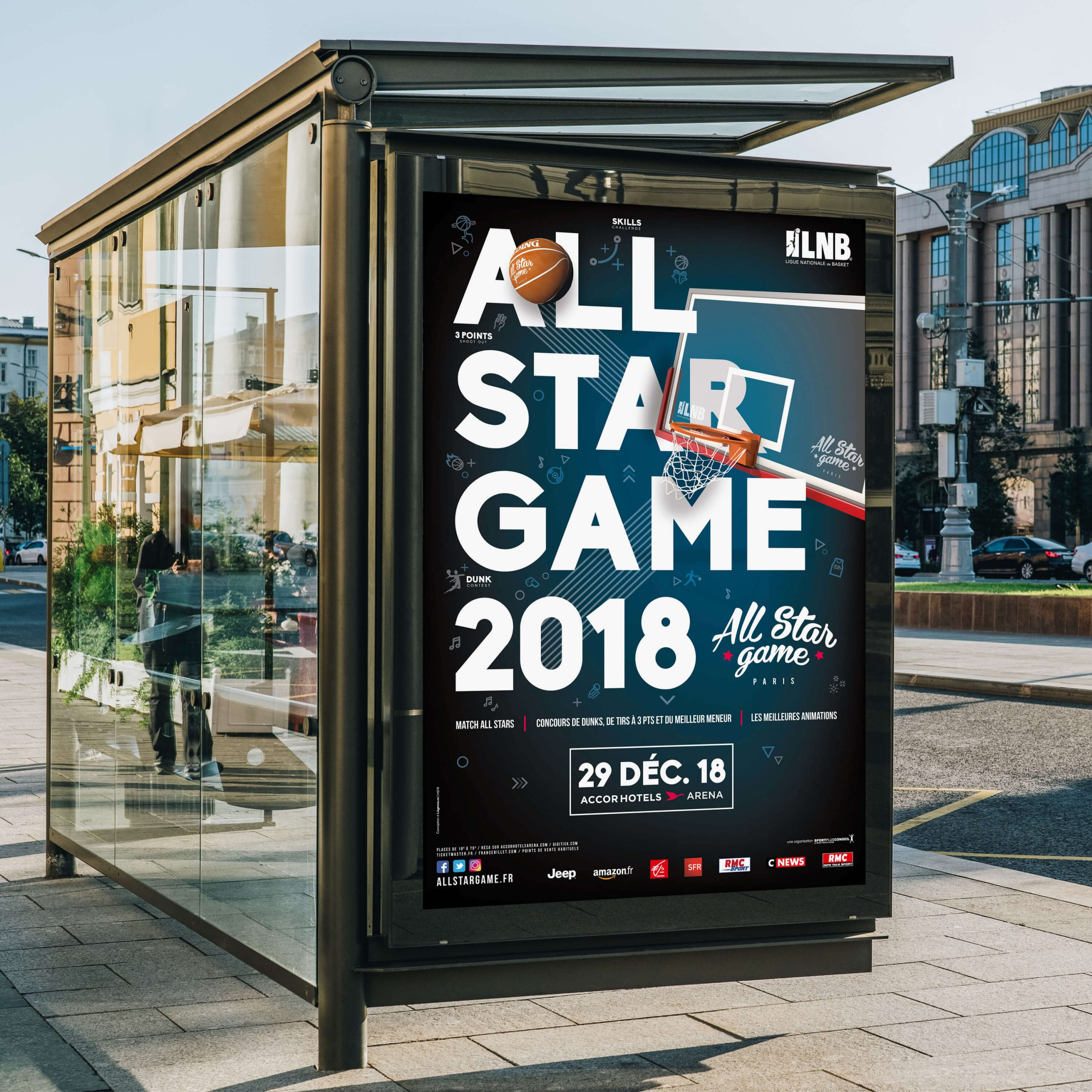 ALL STAR GAME LNB