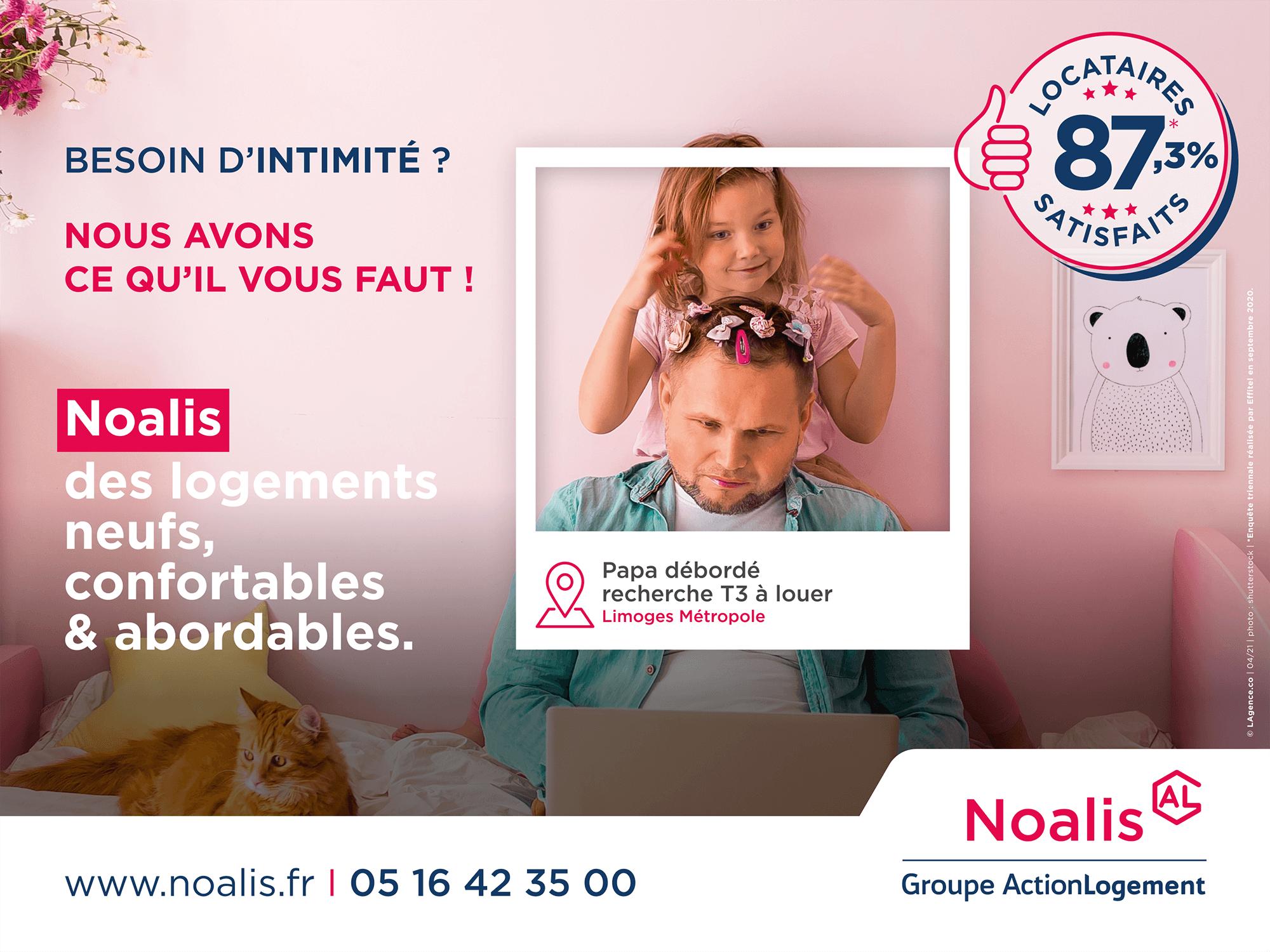 NOALIS Limoges Métropole
